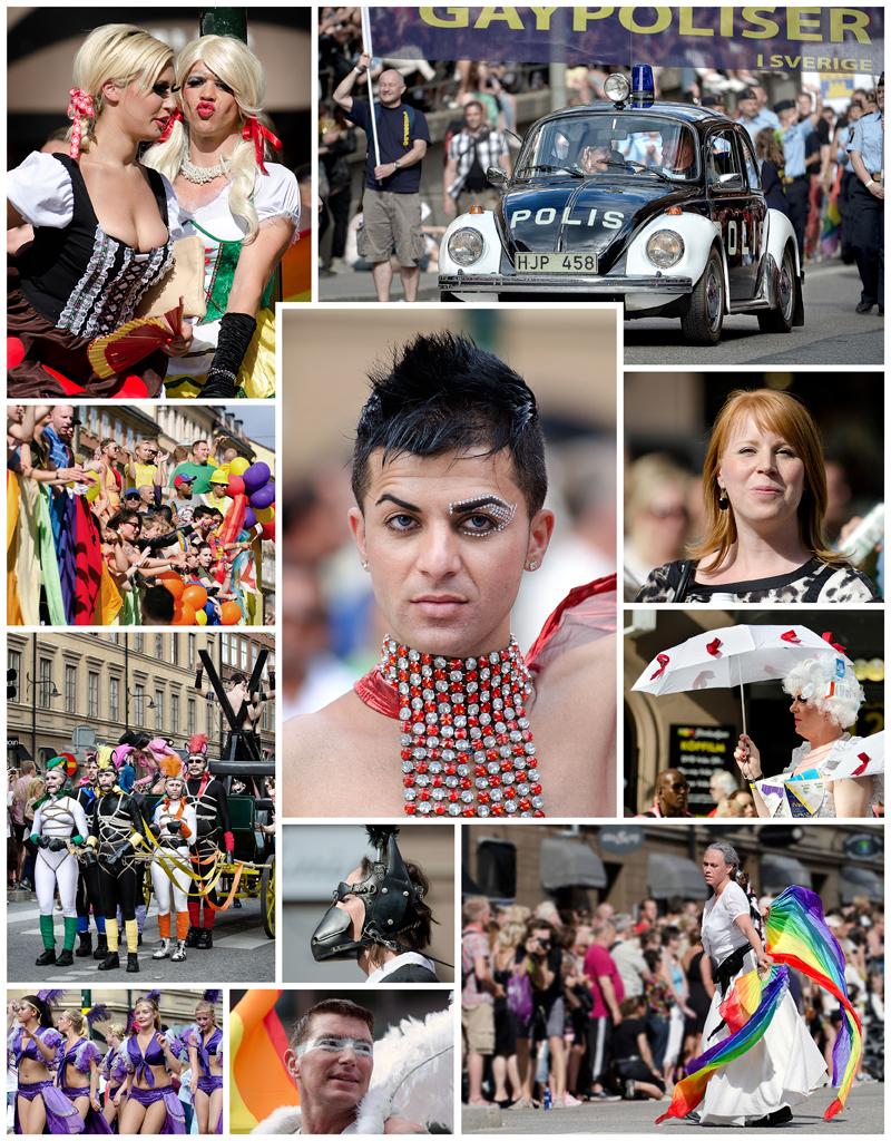 Stockholm Pride 2012 #1