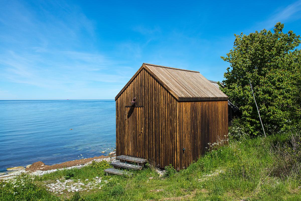 Dagens bild 65 - Fiskarbod i Ygne