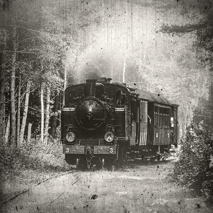 Järnvägen i Dalhem