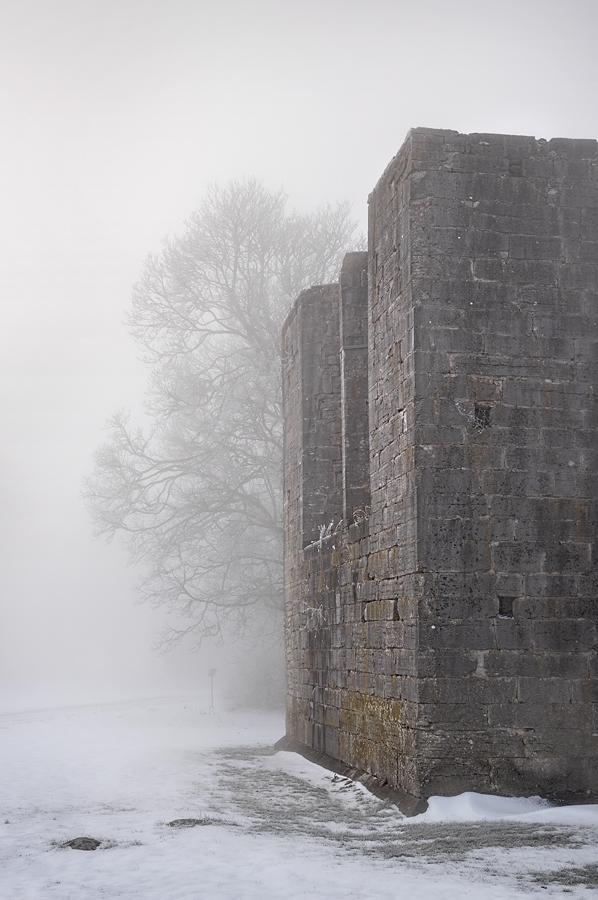 Gotland Roma Dimma Ruin