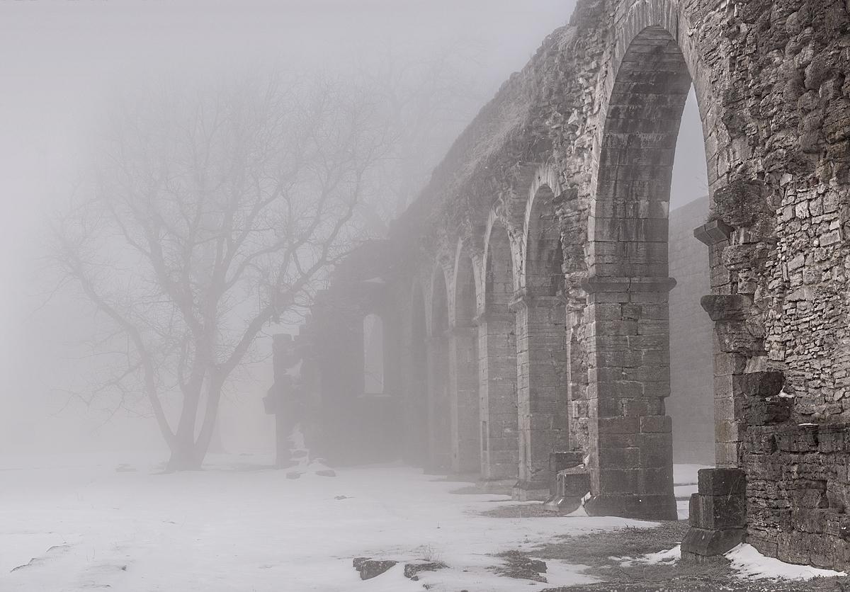 Gotland Roma Ruin DImma