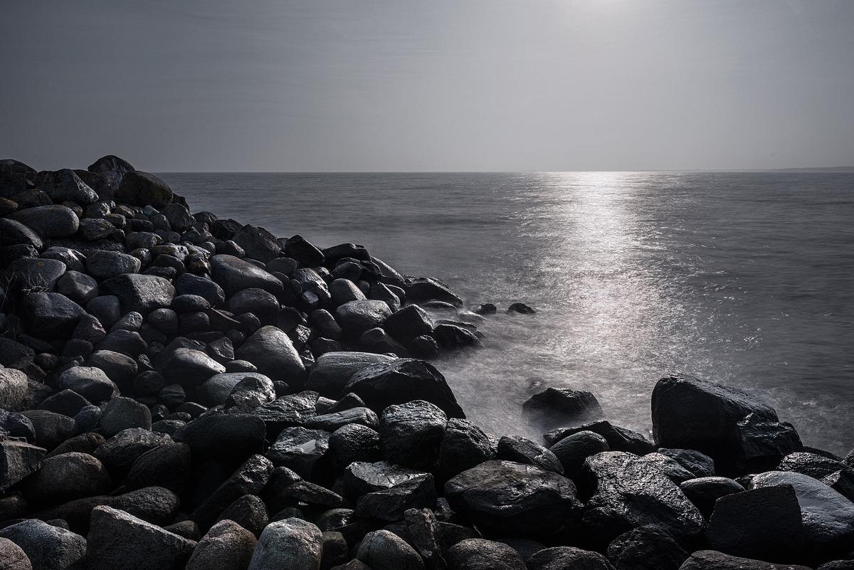 Gotland Danbo Stenar Hav