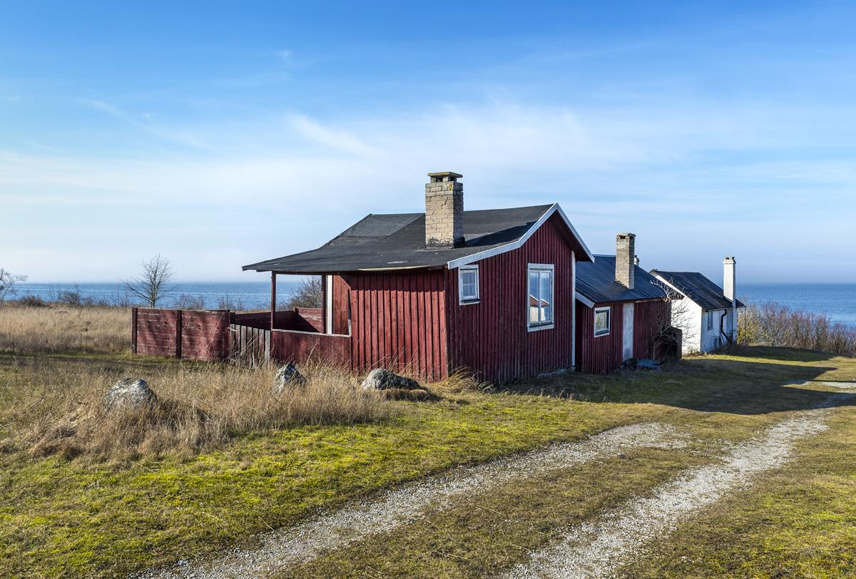 Gotland Tofta Blåhäll DB316 5414