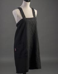 Black apron front 2