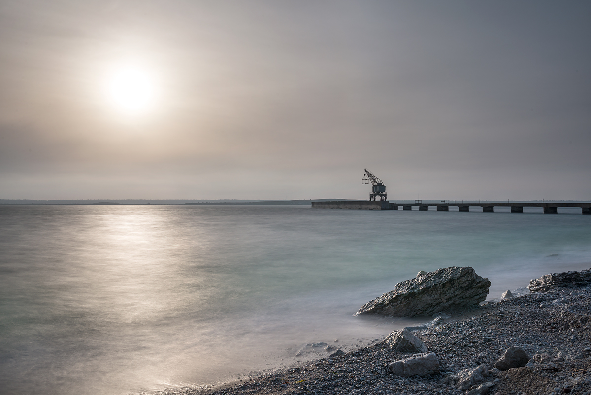 Gotland Furillen Kran